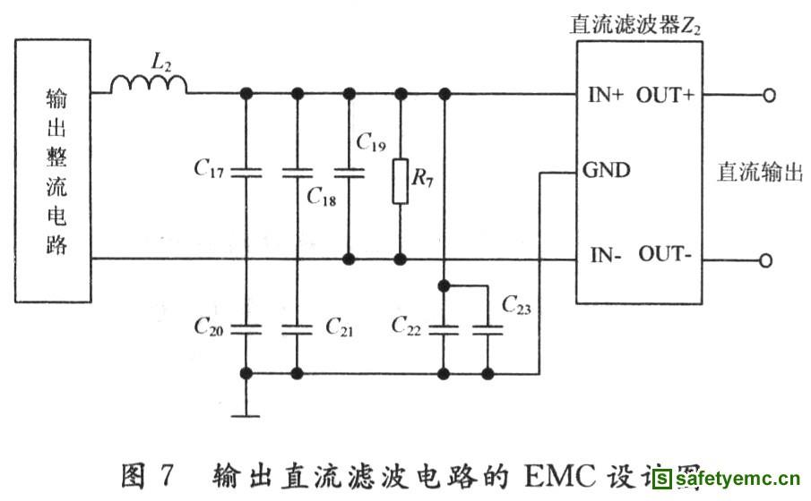 高频开关电源的电磁兼容设计