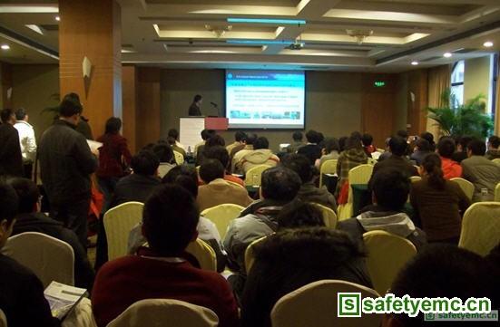 第八届上海国际电磁兼容技术与安规认证展览会胜利闭幕