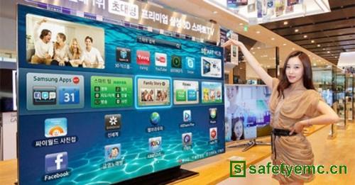三星正式开始在韩国销售75英寸led背光液晶电视.