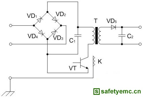 电磁兼容 emc技术 正文      开关电源的种类很多,按电路结构可分为