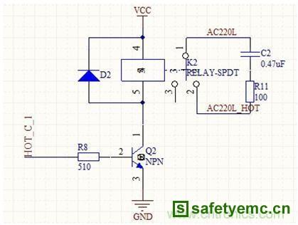 """利用较小的电流去控制较大的电流的一种""""自动开关"""",在电路中起着自动"""