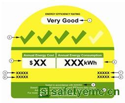 新加坡修订部分家电产品的能效标签条例