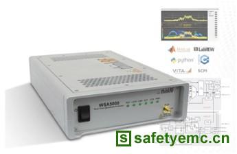 北京格网最新推出一款实时频谱仪ThinkRF WSA5000系列