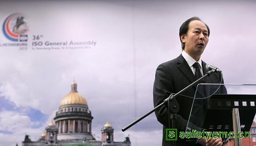 张晓刚当选国际标准化组织(ISO)主席