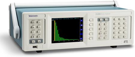 泰克推出高效的多相功率分析测试仪PA3000