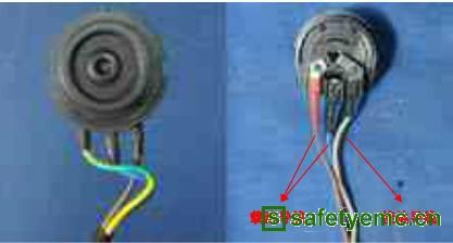 图6所示为某电热水壶耦合器的内部结构