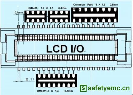 液晶显示屏中EMC和ESD防护技术