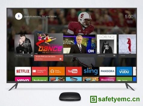 小米在谷歌I/O大会上发布4K电视盒MiBox