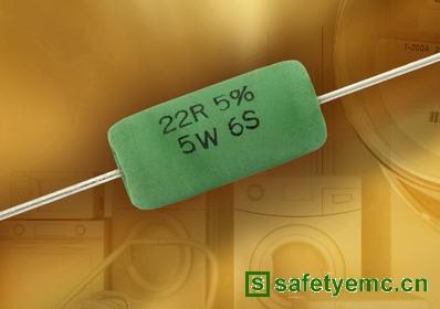 Vishay推出新款可熔断绕线安全电阻可承受6kV浪涌电压