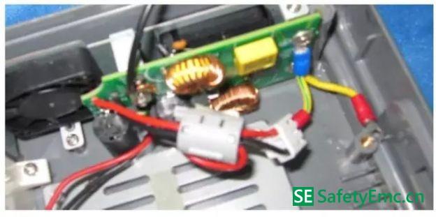 电图机EMC整改案例分享