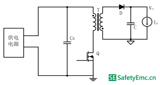 工作模式Ⅰ的等效电路