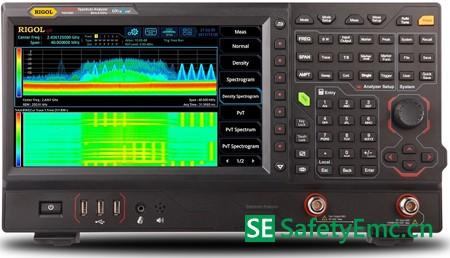 RIGOL推出国内首款实时频谱分析仪RSA5000系列