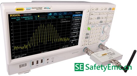 RIGOL推出RSA3000系列实时频谱分析仪