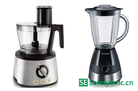 德国产品安全法发布关于食物搅拌器及食物处理器决议修订版EK1 646-16 Rev 1