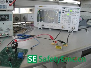 频谱仪的滤波器简单测试案例及具体测试方法
