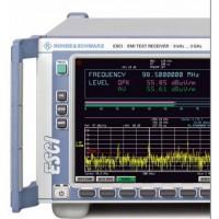 EMI测试接收机R&S ESCI3