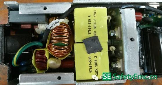 紧凑型180W开关电源的传导测试案例分析