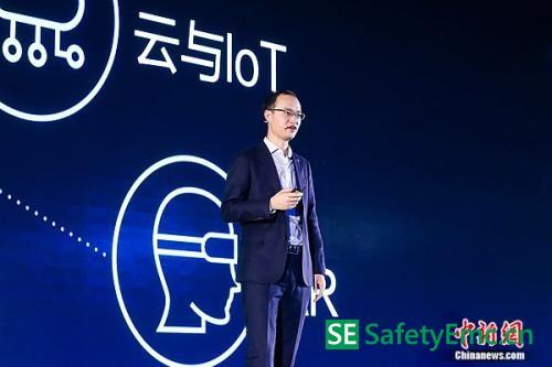 OPPO副总裁、研究院院长刘畅发表主题演讲