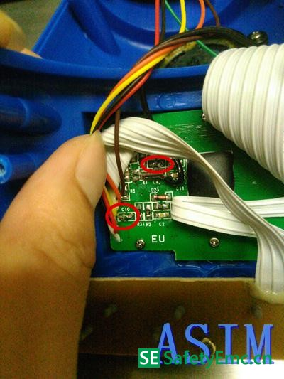 esd静电保护器件,esd静电放电二极管,emc测试整改