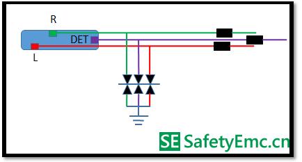 ESD整改,ESD防护管,共模滤波器,磁珠
