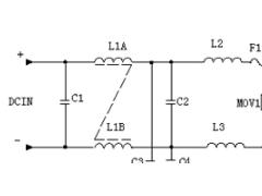 共模滤波器电路的设计