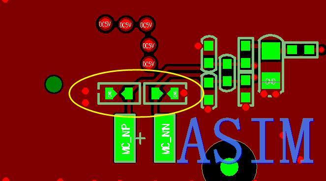 双向tvs管,esd静电检测,静电防护器件,双向tvs管选型