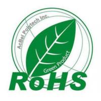塑胶ROHS认证